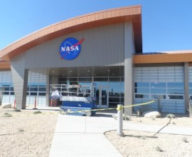 DRYDEN FLIGHT RESEARCH CENTER NASA