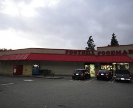 FOOTHILL FOOD MART
